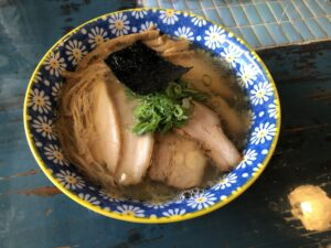 カミカゼチャーシュー麺塩味