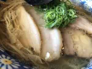 チャーシュー麺塩味